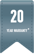 Kilkee 20 Year Limited Warranty - Contact us if you need more info